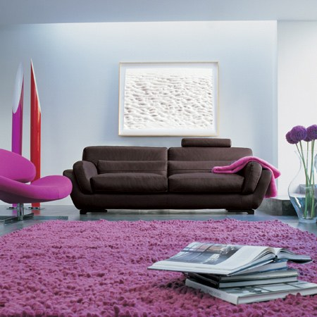 decoration maison rose fushia. Black Bedroom Furniture Sets. Home Design Ideas