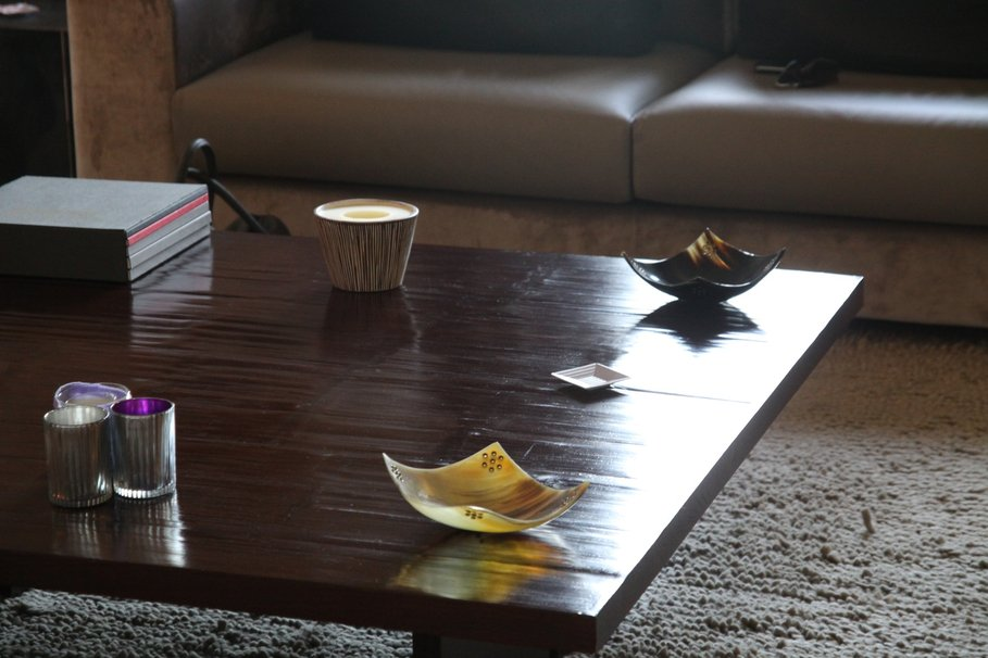 modèle deco salon moderne contemporain - Photo Déco