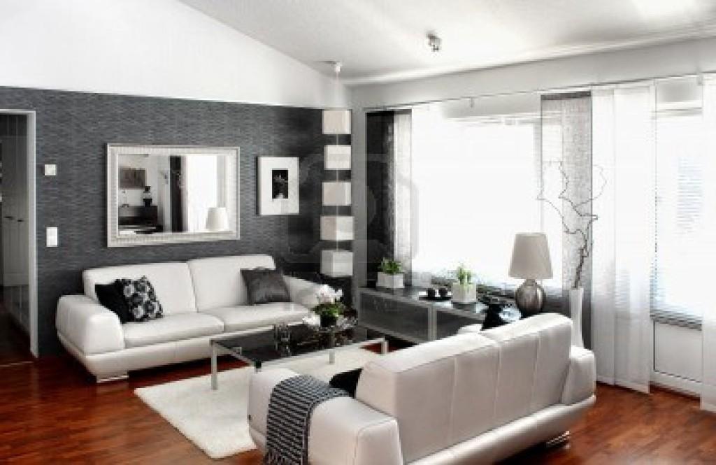 exemple deco salon moderne design