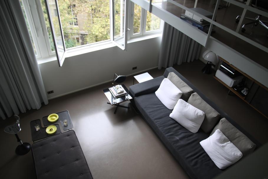 Deco salon moderne gris - Deco salon moderne gris ...