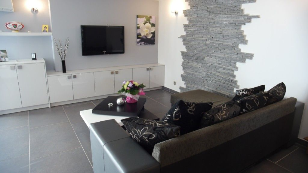 deco salon zen gris. Black Bedroom Furniture Sets. Home Design Ideas