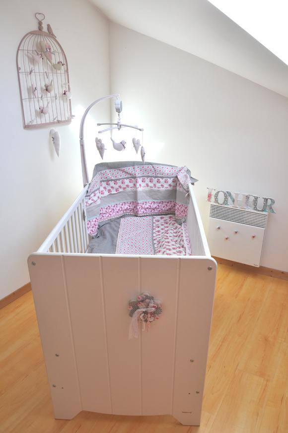 aménagement decoration chambre bebe a faire soi meme