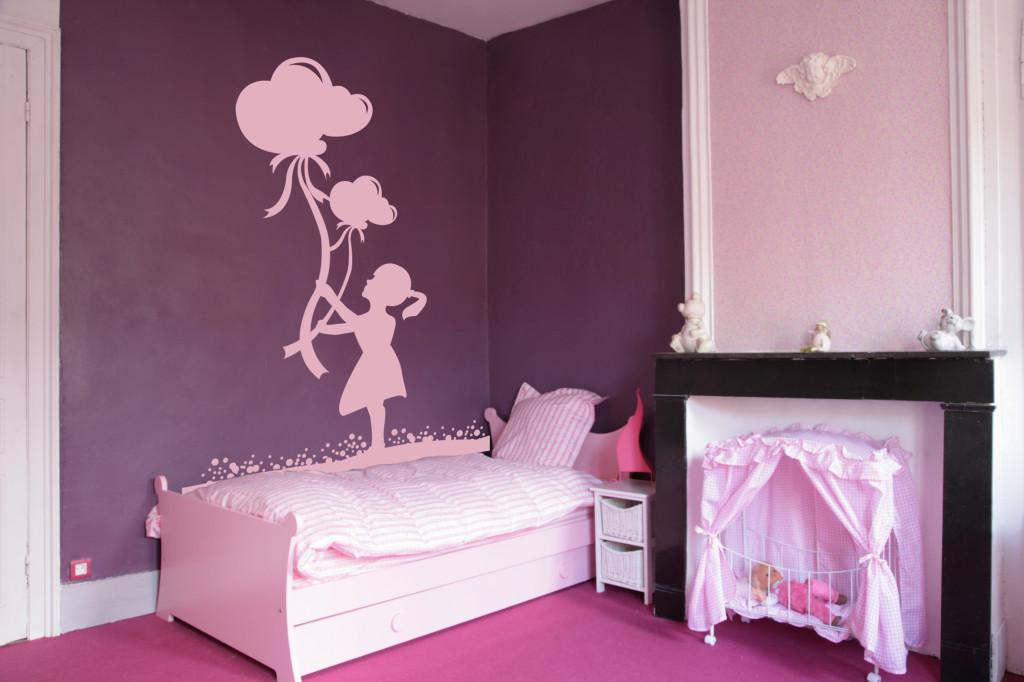 idée decoration chambre pour garcon et fille
