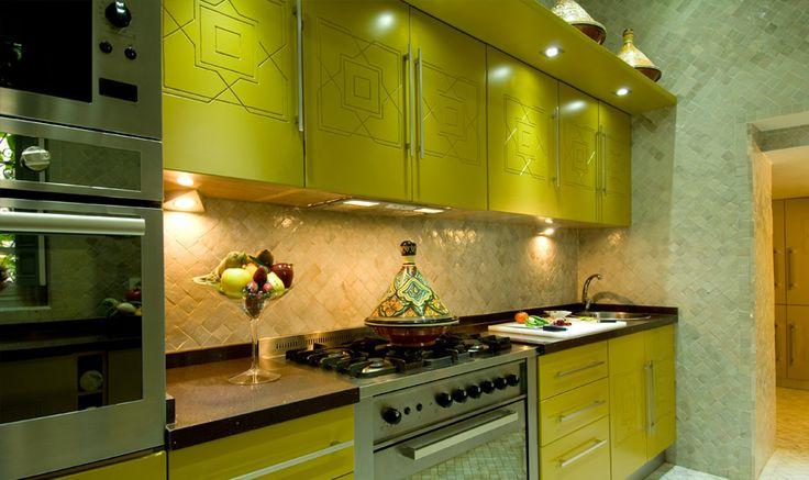 www.decoration cuisine marocaine