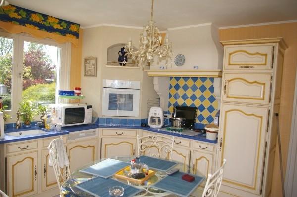Decoration cuisine photo provencale for Decoration provencale pour cuisine