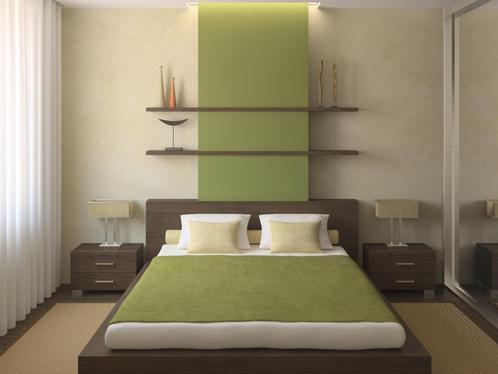 aménagement decoration interieur chambre adulte moderne