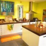 decoration interieur cuisine peinture