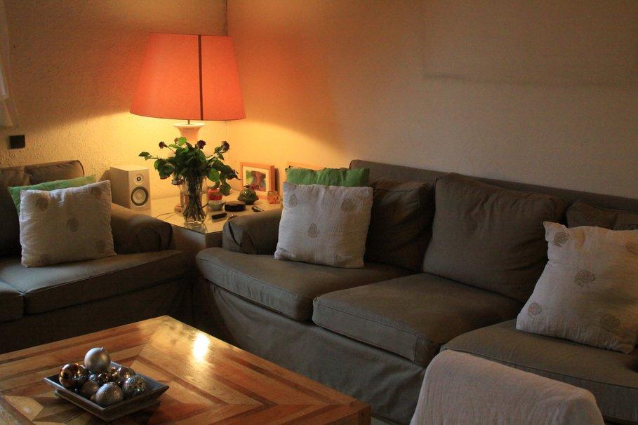 Decoration interieur salon cosy for Interieur univers