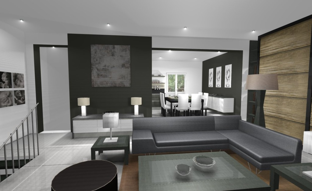 Beautiful Image Jolie Salon Pictures - House Design - marcomilone.com