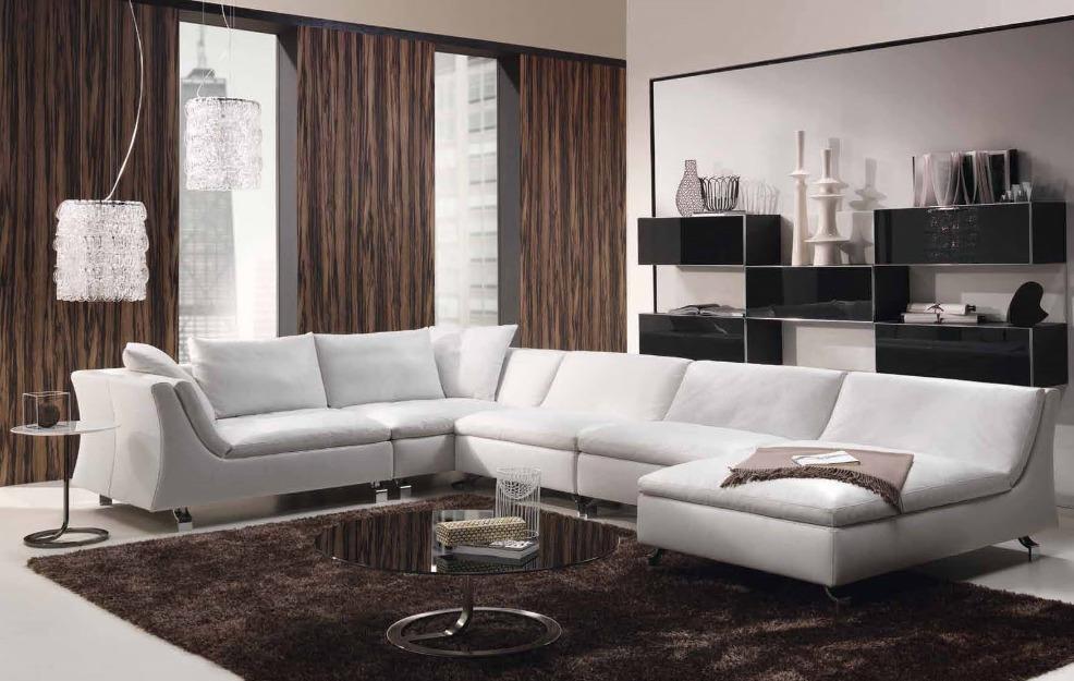 decoration salon contemporain 2010. Black Bedroom Furniture Sets. Home Design Ideas
