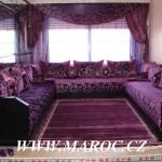 decoration salon marocain 2013