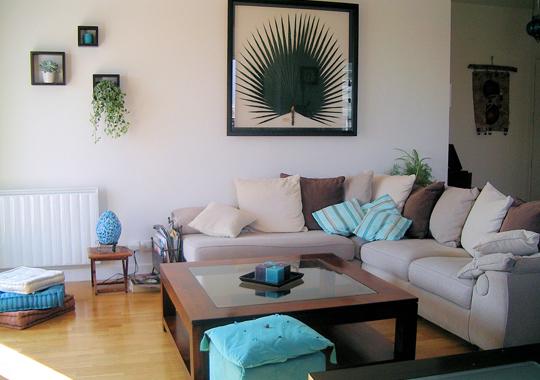 decoration salon zen photo