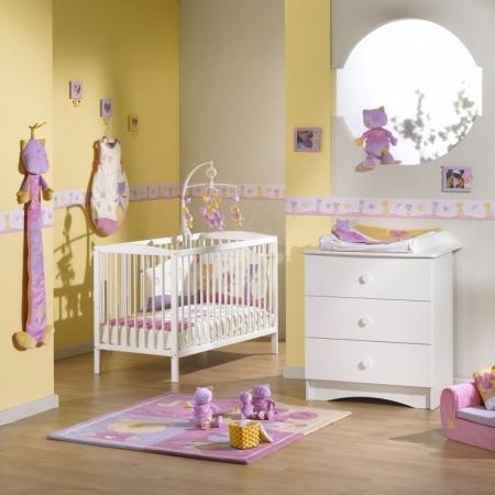 Décoration Chambre Bébé Fille Pas Cher