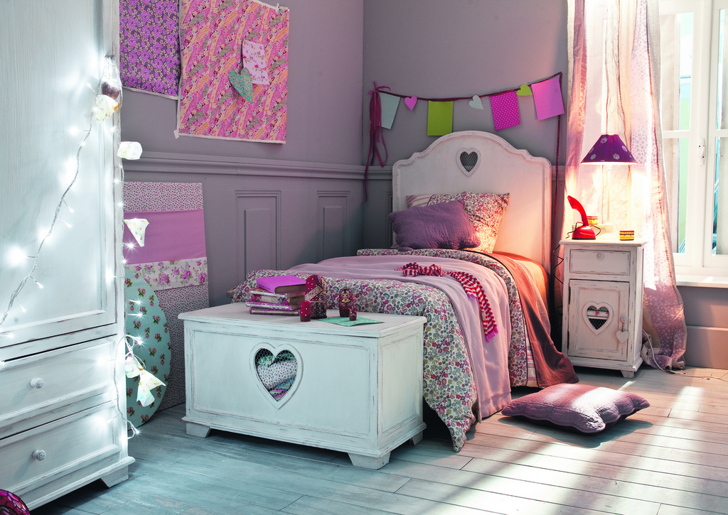 Beautiful Idee Deco Chambre Fille 8 Ans Ideas - Matkin.info ...