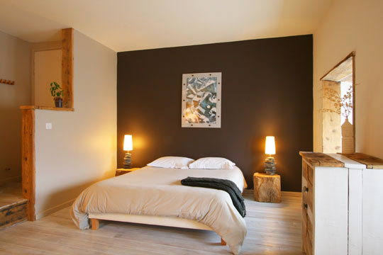 Id e d co chambre naturelle for Decoration chambre karate