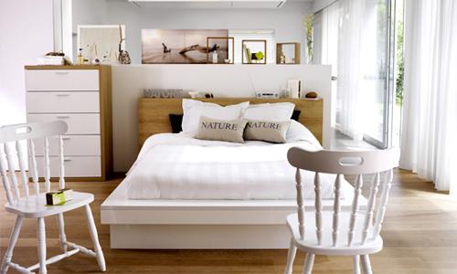 id e d coration chambre nature. Black Bedroom Furniture Sets. Home Design Ideas