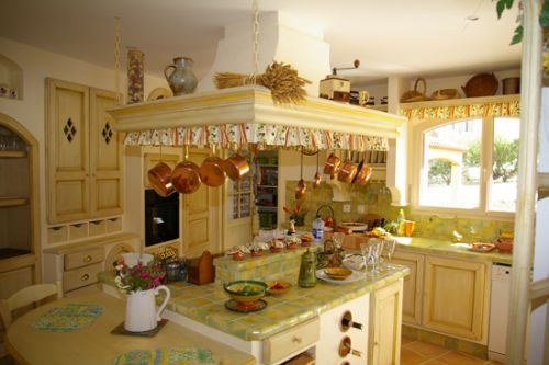 Id e d coration cuisine photos for Modele decoration cuisine