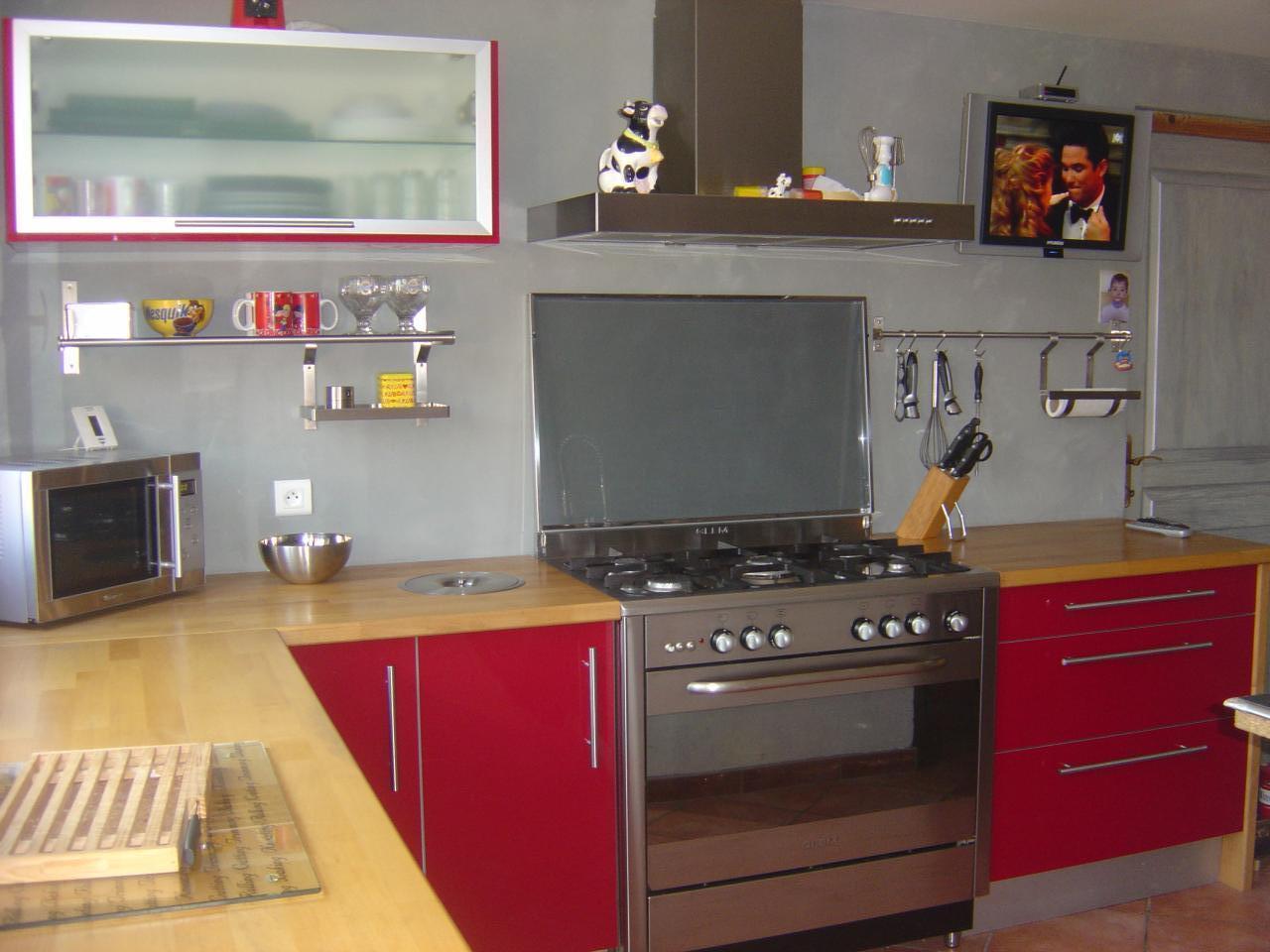 Photo idée décoration cuisine photos