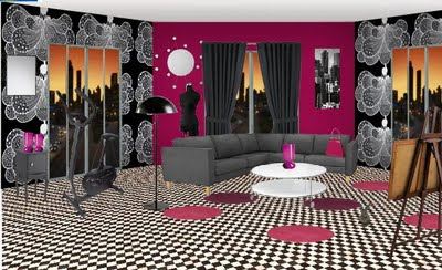id e d coration salon ikea. Black Bedroom Furniture Sets. Home Design Ideas