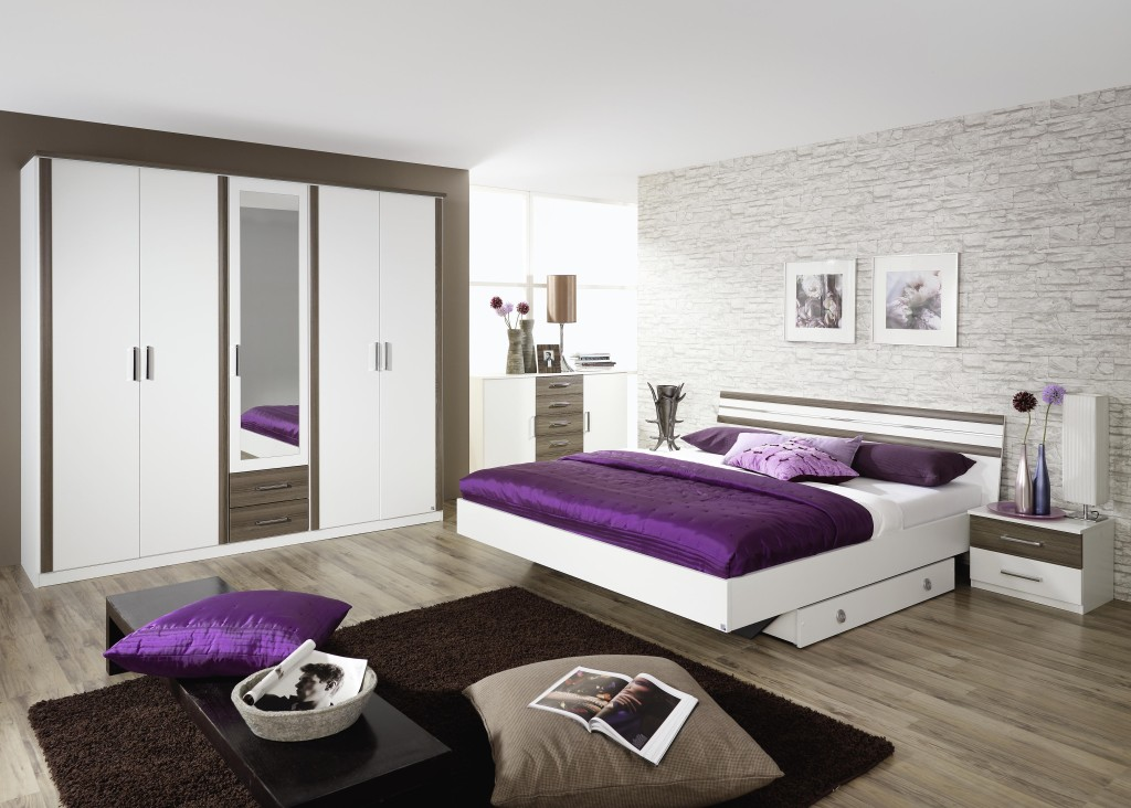 Id es d co chambre coucher adultes for Decoration chambre adulte