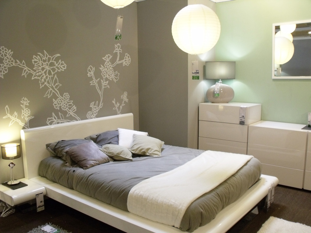 id es d co chambre coucher adultes. Black Bedroom Furniture Sets. Home Design Ideas
