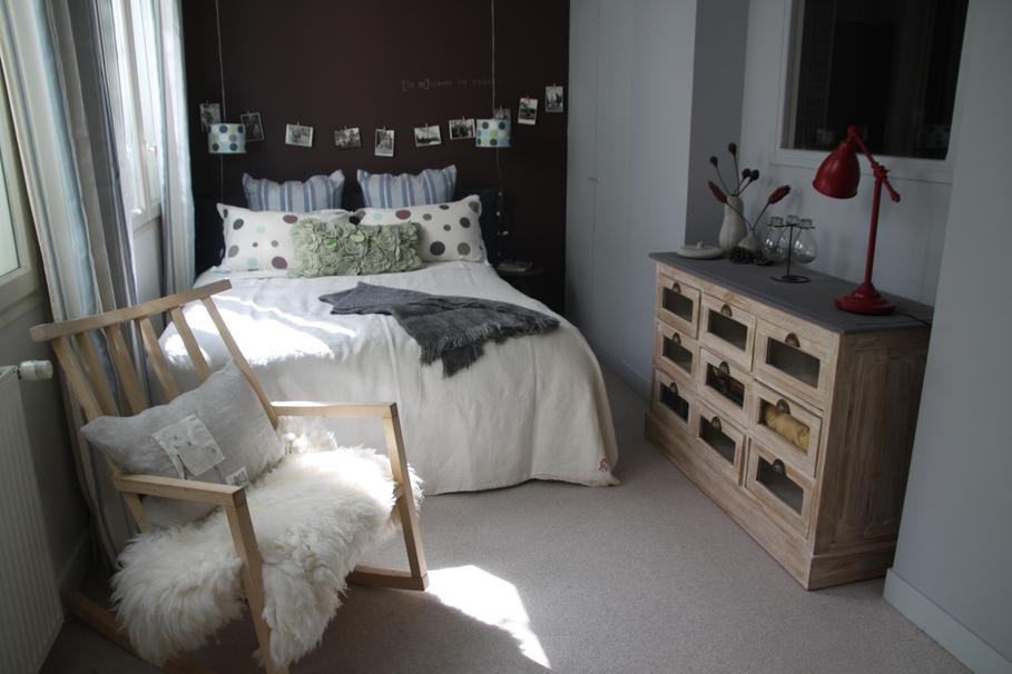 Awesome Idee Amenagement Chambre Adulte Pictures - Design Trends
