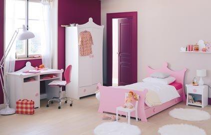 idée idee deco chambre fille princesse