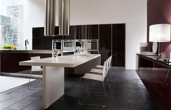 Modèle Idee Deco Cuisine Design