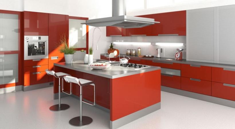 Idee deco cuisine design for Idee conception cuisine