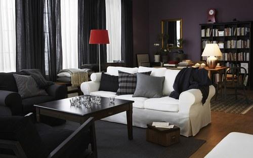 Belle Idee Deco Salon Ikea