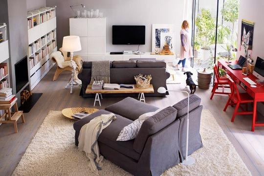 Deco Salon Ikea