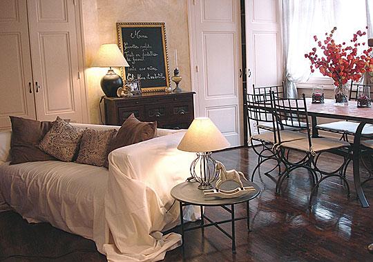idee deco salon taupe et lin. Black Bedroom Furniture Sets. Home Design Ideas