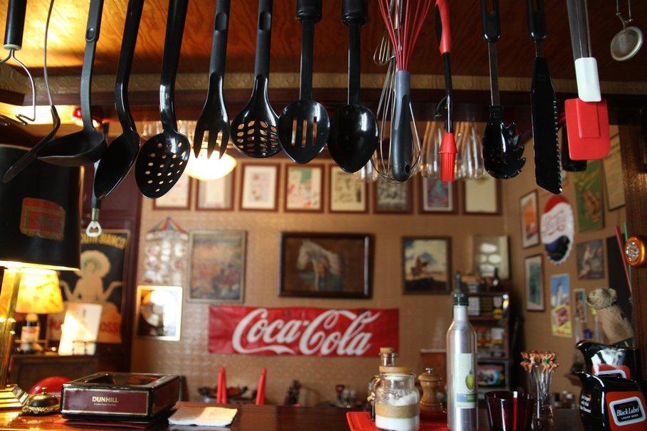 Objet Deco Retro Salle De Bain : organisation objet déco cuisine rétro .