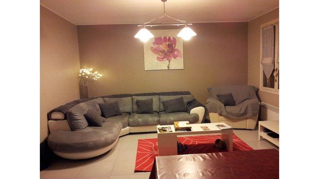 Salon deco interieur 2013 for Exemple decoration interieur