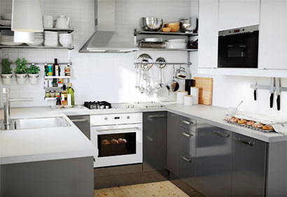 modèle tendance décoration cuisine 2013