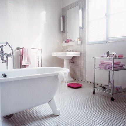 amazing modle carrelage salle de bain lancienne with salle de bain annes 50