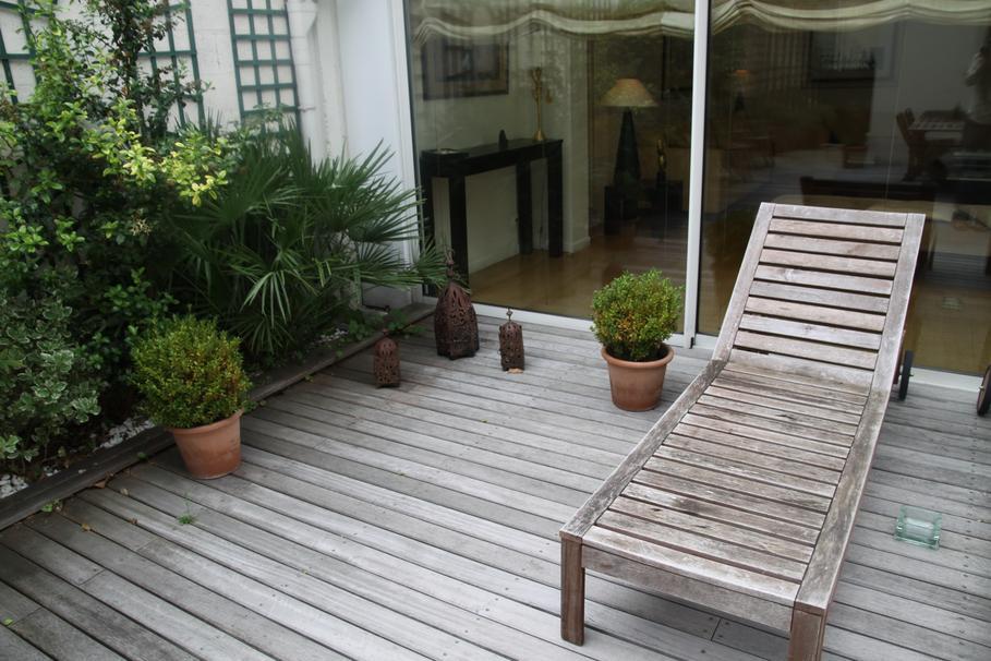 Modèle déco exterieur terrasse bois