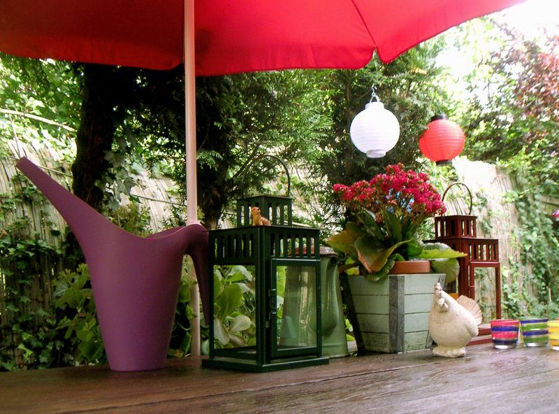 D co petites terrasses for Decoration petite terrasse