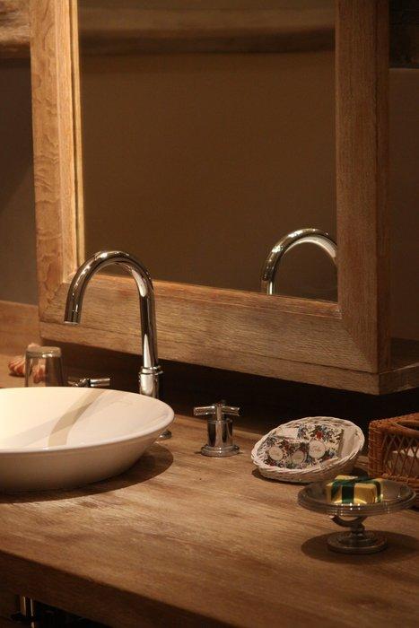 exemple déco salle de bain romantique