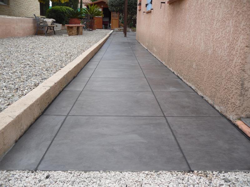 D co terrasse beton d co sphair - Modele de terrasse en beton ...