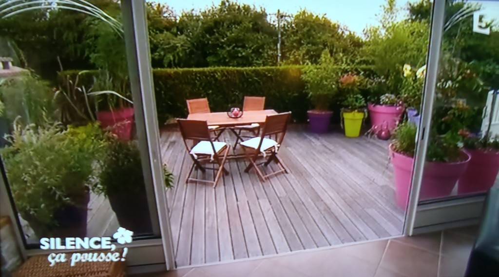 D co terrasse coloree - Idee deco jardin terrasse ...