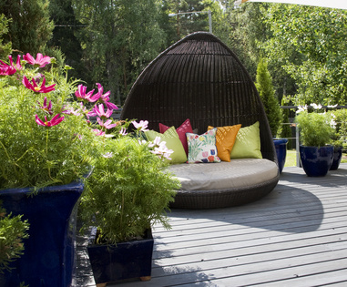 Awesome Decoration Terrasse Exterieur Gallery - Yourmentor.info ...