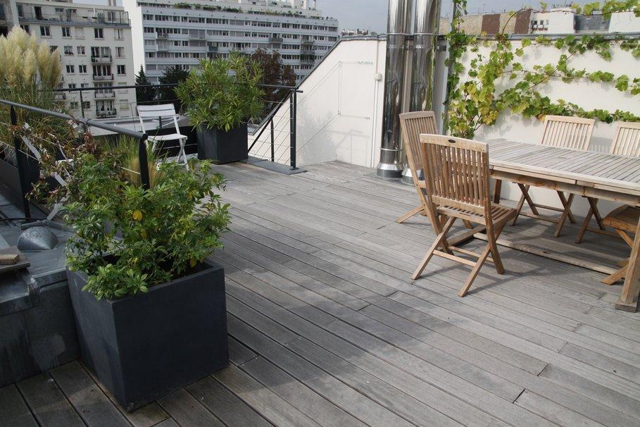 Emejing Decoration Maison Moderne Terrasse Gallery - House Design ...
