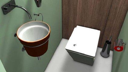 d co toilettes bois. Black Bedroom Furniture Sets. Home Design Ideas