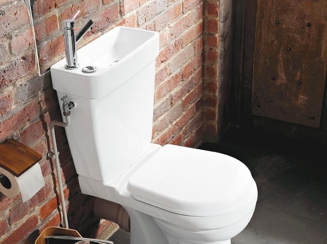 D co toilettes leroy merlin for Merlin decoration