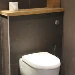 déco toilettes moderne