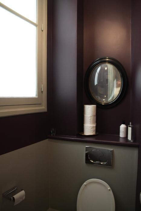 d co toilettes moderne. Black Bedroom Furniture Sets. Home Design Ideas