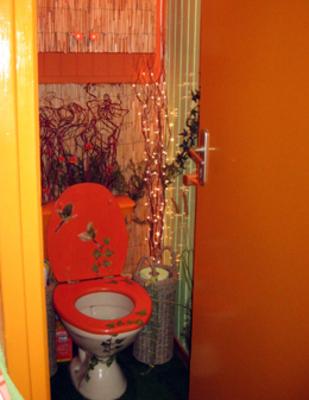 D co toilettes originales - Decoration wc originale ...