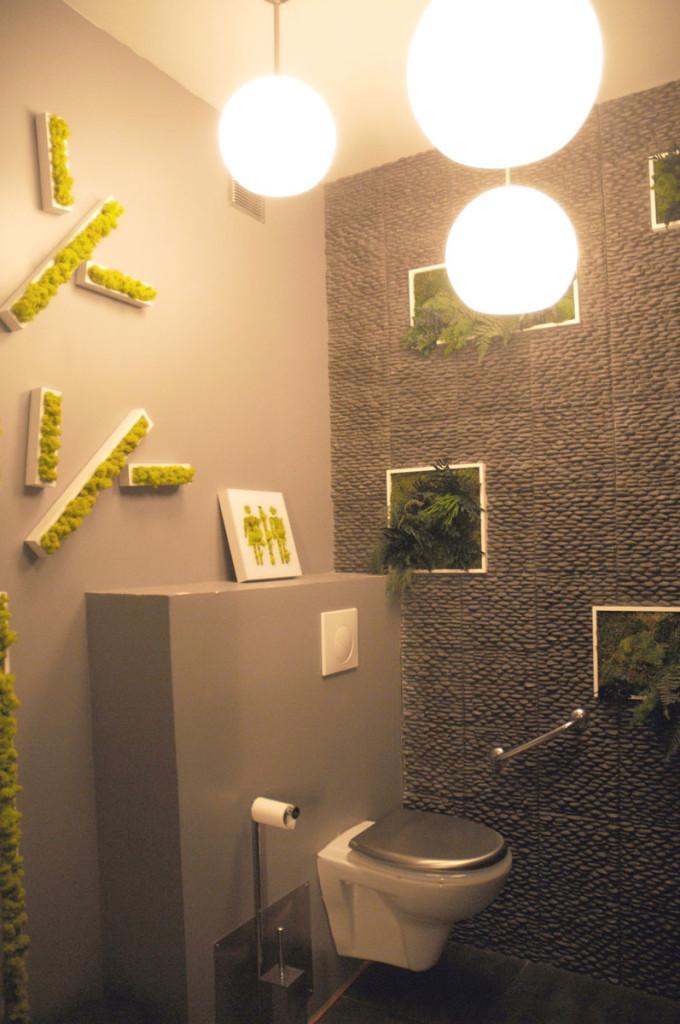 Decoration Toilettes Zen : Déco toilettes zen