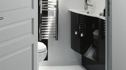 d co wc chic. Black Bedroom Furniture Sets. Home Design Ideas